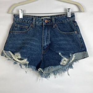 FOREVER 21 WOMEN'S SHORTS SIZE 26